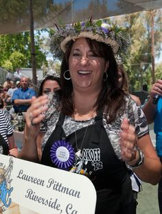 Gilroy Garlic Festival, in Gilroy, CA, is a celebration of all things garlic.  (July)