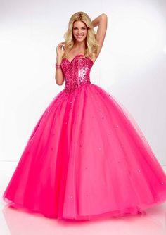 Pink Prom Dresses pink sparkly dresses full length pink dresses ...