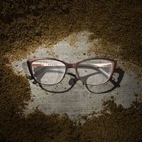 Go on and brush your shoulders off!  Bevel Eyewear