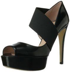 Amazon.com: Stuart Weitzman Women's Stretchy Platform Pump: Shoes