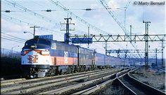 The New Haven Railroad