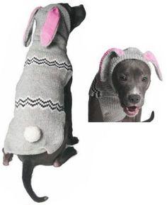 Handmade - Characters Bunny Dog Hoodie