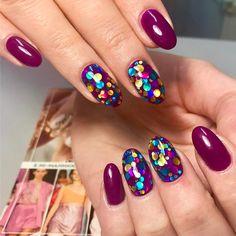 125 Best Instagram Nail Art Nails! View them all right here ->   http://www.nailmypolish.com/nail-art-125-best-instagram-nail-art/   @nailmypolish