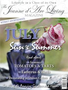 "Jeanne d'Arc Living Magazine - ISSUE 6 (2012) Sun & Summer  This is a free sample of Jeanne d'Arc Living Magazine issue ""ISSUE 6 (2012) Sun & Summer""  Download full version from: Apple App Store: https://itunes.apple.com/us/app/id808699472?mt=8&at=1l3v4mh  Google Play Store: https://play.google.com/store/apps/details?id=com.presspadapp.jeannedarclivingmagazine  Magazine Description: The Jeanne d'Arc Living Magazine is a 95% advertisement free monthly lifestyle magazine filled with creative…"