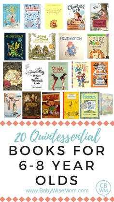 Best books for 4 year old boys