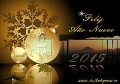 Que el 2015 venga cargado de buenos momentos y que se cumplan todos vuestros sueños. Feliz noche y Feliz Año Nuevo!!! Christmas Bulbs, Table Lamp, Holiday Decor, Paper, Home Decor, Happy New Year, Night, Lamp Table, Decoration Home