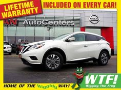 2015 Nissan Murano AWD SL - Technology Package For Sale | Wood River IL | Alton, O'Fallon and Edwardsville Area | 5N1AZ2MHXFN226298