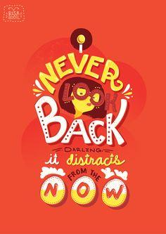 Pixar Lettering Series on Behance