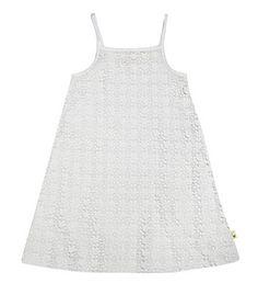 Kids Crochet Dress - Burts Bees Baby