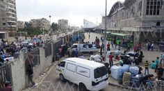 الاتفاق على خروج الدفعة العاشرة من مهجري حي الوعر بحمص غدا الاثنين