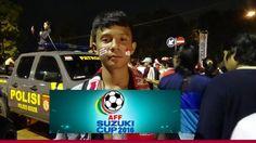 AFF SUZUKI CUP 2016   SIAP MENGAWAL TIMNAS INDONESIA MENJADI JUARA AFF S...