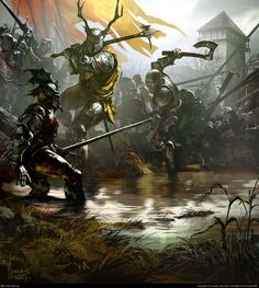 la batalla del Tridente