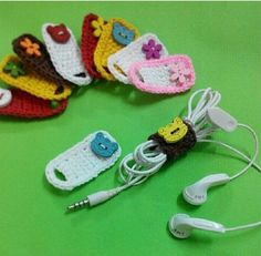How to Crochet Mobile Cell Phone Pouch for iPhone Samsung Crochet Gratis, Cute Crochet, Easy Crochet, Crochet Toys, Knit Crochet, Crochet Stitches, Crochet Patterns, Accessoires Barbie, Crochet Phone Cases