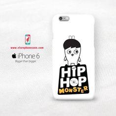 BTS HIP HOP MONSTER JUNGKOOK IPHONE COVER SERIES