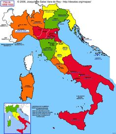 Hisatlas - Map of Italy Drum Pad, Italy Map, Historical Maps, Austria, 3, Maps, Geography, Italia, Europe