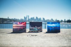 Metal Prints are a great way to showcase your favorite cityscape! Photography by Brent Smith.