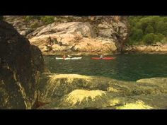 Stories for Life: Kayaking and fishing - YouTube