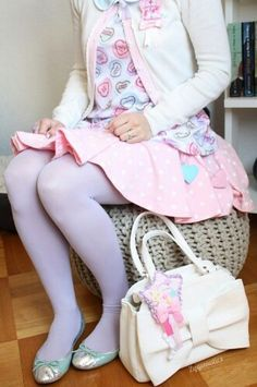 Pastel Kawaii outfit