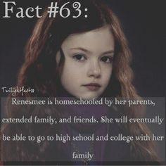"17 Synes godt om, 1 kommentarer – Twilight Facts (@twilightfactss) på Instagram: ""~ QOTD: What's your favorite subject? - Autumn {#twilightsaga#renesmeecullen#twifact63}"""
