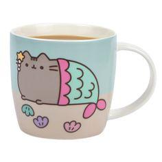 c758355caae Pusheen - Mermaid Pusheen Heat-Changing Mug - ZiNG Pop Culture Pusheen  Gifts