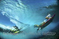 Aamion Goodwin underwater by Jeff Flindt on 500px
