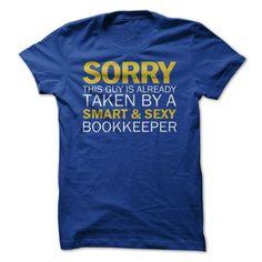 Sorry Guy Taken By Bookkeeper