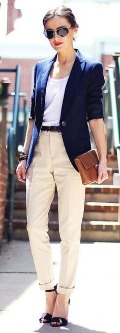 A nice personal style looks