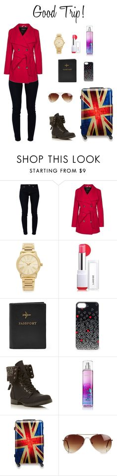 """Lilá #27 - Good Trip!"" by lila-smith ❤ liked on Polyvore featuring 7 For All Mankind, Frieda & Freddies, Michael Kors, Laneige, FOSSIL, Diane Von Furstenberg, Head Over Heels by Dune, Rut&Circle, women's clothing and women"