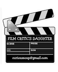 Film Critics Daughter: Book, TV and Film reviews, plus other fun stuff.