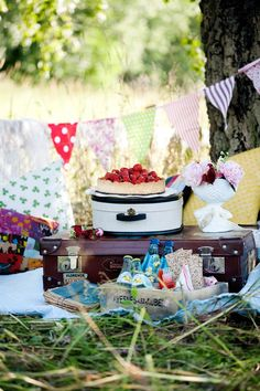 Picnic Tips - How to Have a Picnic