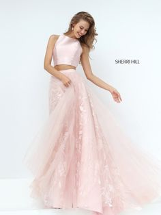Coming Soon to BridalElegance.us.com | Pre-Order #SherriHill 50787 Prom 2017