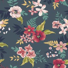 bit Hawaiian Removable Wallpaper from WallsNeedLove Palm Wallpaper, Tropical Wallpaper, Peel And Stick Wallpaper, Iphone Wallpaper, Adhesive Wallpaper, Dark Green Background, Paper Background, Hawaiian Pattern, Blue Wallpapers