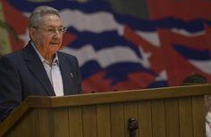 Raúl Castro interviene en el VII Congreso del Partido Comunista de #Cuba