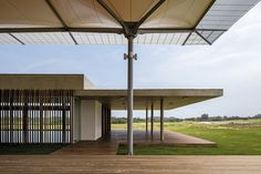 Gallery of Olympic Golf Clubhouse / RUA Arquitetos - 2