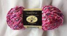 Purl Essence CHEERFUL PINK CT-103 Pinks and Purple Yarn by dcoyshouseofyarn on Etsy