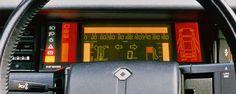 Content 87755 large renault 11 vedel rozpravat uz v roku 1983 Digital Dashboard, Car Ui, Futuristic Cars, Dashboards, Retro Cars, Cars And Motorcycles, Dream Cars, Classic Cars, Automobile