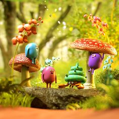 Deep Forest designed by Ryogo Toyoda. Connect with them on Dribbble; the global community for designers and creative professionals. 3d Character, Character Design, Character Concept, Forest Design, Affinity Designer, Grid Design, Graphic Design, Stop Motion, Digital Illustration