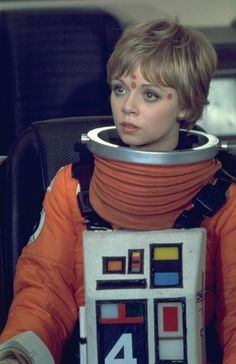 Stacy Dorning as Zova in Space 1999