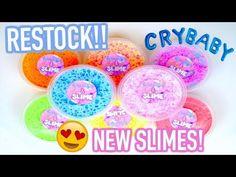 YouTube Instagram Slime, Slime Shops, Slime Asmr, Slime Videos, Slime Recipe, Diy Slime, Puddings, Diy Projects, Business