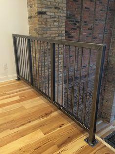 Custom Steel Handrail Quot Industrial Design Quot Consists Of 2