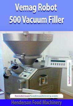 Vemga Robot 500 Vacuum Filler
