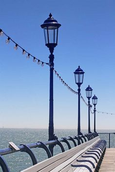 ♥ Eastbourne Pier ~ East Sussex