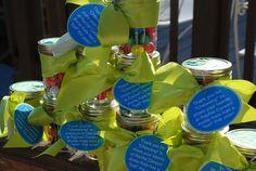 Teacher gift idea.  Great for all the specials teachers (pe, music, art).