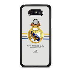 Real Madrid Club De Fútbol La Liga Spanyol Logo LG G6 Case Dewantary