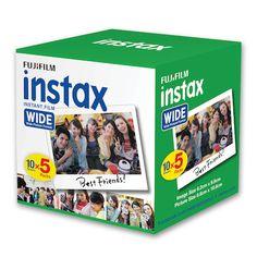 Instax Wide Film - 50pk #instaxwishlist
