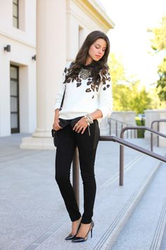 Related Posts24 Amazing Street Style Outfit Ideas 29 Trendy Street Fashion28 Beauty and Fashion Trends20 Women Leather Pants-Trend For This Season24 Fall Fashio   See more about latest fashion trends, latest fashion and fashion trends.