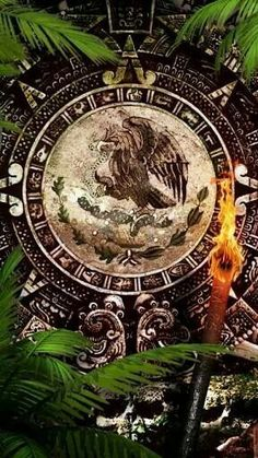 mexican culture Alternative Ancient History Of The Anunnaki Ancient Alien Origins Of The Mayan Calendar Alien Origin, Aztec Drawing, Mexico Wallpaper, Mexican Artwork, Aztec Tattoo Designs, Ancient Aliens, Ancient History, Aztec Culture, Lowrider Art