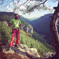 Turkey - trad. climbing