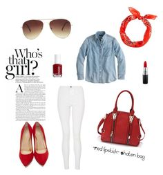 Untitled #3 by maria-chantal-calvagna on Polyvore featuring polyvore, fashion, style, J.Crew, Quiz, Charlotte Olympia, Forever 21, MAC Cosmetics, Essie, women's clothing, women's fashion, women, female, woman, misses and juniors