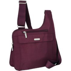 baggallini Accomplice Crossbody- EXCLUSIVE (Mulberry / Mango) Baggallini, To SEE or BUY just CLICK on AMAZON right HERE http://www.amazon.com/dp/B00E5Y2CK8/ref=cm_sw_r_pi_dp_w4Kjtb11ZMA1RE6B